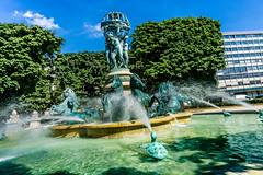 Fontaine de l'Observatoire, Paris (wiandt.gabor) Tags: france fontaine de lobservatoire paris