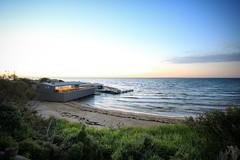 Canadian Bay Yacht Club, Mount Eliza, Victoria, Australia.Canon 17mm tilt shift f/4Canon 5D Mk iii (ELZY.) Tags: miniatureeffect tiltshift bokeh tse17mm 5dmarkiii beach mornington peninsula victoria australia canon 5d sunset beautiful