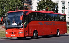 BK11GKD  Redwing, London (highlandreiver) Tags: london bk11gkd bk11 gkd redwing coaches mercedes benz tourismo bus coach