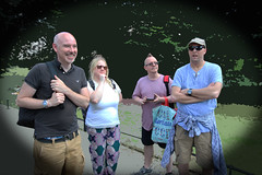 Chris, Ashleigh, Jamye and Joe in Regent's Park (ec1jack) Tags: regentspark royalpark westminster cityofwestminster london england britain uk europe summer 23rd july 2016 ec1jack canoneos600d kierankelly