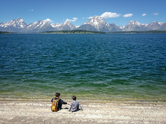 Grand Teton (RiaPereira - here but mostly there) Tags: grandteton wyoming hiking roadtrip