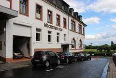Bolongarostrae, Frankfurt-Hchst 2016 (Spiegelneuronen) Tags: frankfurtammain stadtteil hchst bolongarostrase hotel hchsterhof