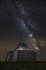 Looking the sky... (DABMARCO www.marcodabbruzzi.com) Tags: tuscany ngc milky way via lattea osservatorio astronomico astronomical observatory toscana italy sky stars