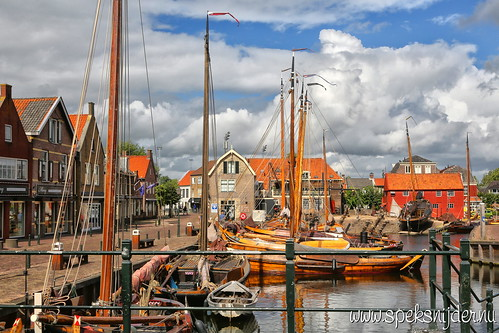Spakenburg Oude Haven