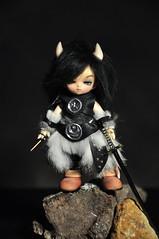 DSC_0447 (Mista-Oro) Tags: fairyland pukipuki dreaming lily dovahkiin skyrim cosplay bjd doll elderscrollsv
