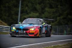 BMW Z4 GT3 Walkenhorst Motorsport (ufrank66) Tags: bmw race nrburgring fast speed nikon automotive car z4 gt3 nordschleife vln