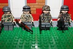 Splintermuster (Pemil_99) Tags: k98 karabiner 98 kurz g43 stg44 german ww2 camo wwii world war 2 stahlhelm