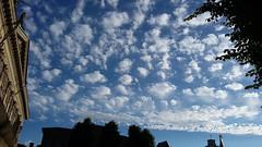 Clouds over Stockholm (kate&drew) Tags: 2016 june sweden stockholm gamlastan cloud sky