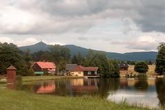 IMG_9816 Village,province  Liberec,Czech rep.furnace - Seen in Explore - 2016-08-24 # 339 (jaro-es) Tags: canon czechrep eos70d village dorf spiegelung reflection reflexin
