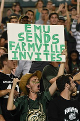 Football-vs-Eastern Michigan, 9/17, Chris Crews, DSC_8387 (Niner Times) Tags: 49ers cusa charlotte d1 emu eagles eastern fbs football michigan ncaa unc uncc ninermedia