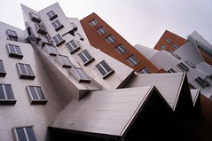 Cambridge - MIT - Ray and Maria Stata Center 6 - Explore (luco*) Tags: usa united states america tatsunis damrique amrique nouvelle angleterre new england massachusetts boston cambridge mit ray marai stata center frank gehry explore explored