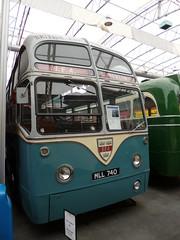 MLL740_09072016a (Rossendalian2013) Tags: bea britisheuropeanairways bus coach preserved aec regal parkroyal mll740 londonbusmuseum brooklandsmuseum weybridge