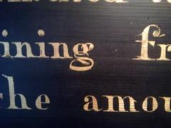 dat g (langustefonts) Tags: handpainted aberdeen lettering handwriting letters u0067