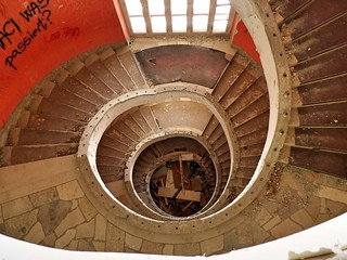 L'escalier principal