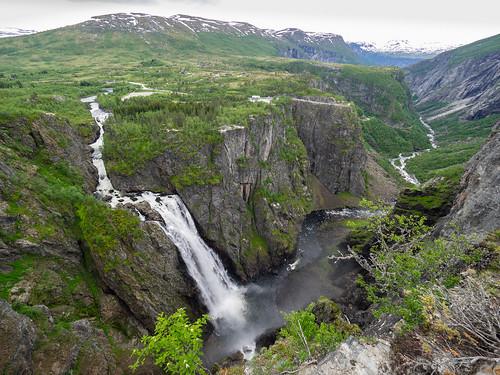Vøringsfossen, Norwegen