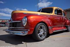 1946-1947 Hudson (photo_maan) Tags: ks vintage rebuilt 19461947hudson antique event carshow customcars hudson kansas 1947 refurbished 1946hudson car classic cars 1946 ricoh grii