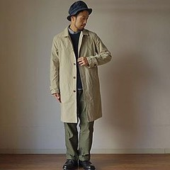 September 26, 2016 at 11:41AM (audience_jp) Tags: madeinjapan style fashion    webshop   audience comoda    ootd  japan   coat