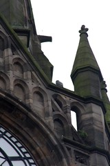 Img_3515 (steven.heywood) Tags: rochdale town hall rochdaletownhall peregrine falcon