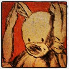 Bunny (Kleckerlabor) Tags: art illustration print kunst fine moderne prints künstler malerei gemälde kunstmarkt realismus fineartprint zeitgenössische bildende kunstdruck kunstmaler kunstbilder flickroid