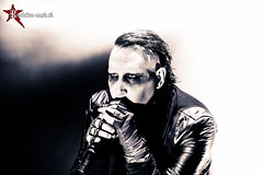 Marilyn Manson (HEADBANGERphotography) Tags: marilyn copenhagen twins tour thomas zombie evil rob manson hallen valby schlein headbangerphotography