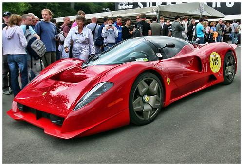 2006 Ferrari P45 By Pininfarina Supercar Goodwood Festival