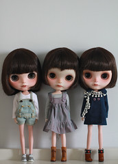 (Simmi.) Tags: love other amy pocky blythe muffin custom each hola fbl gominola vainilladolly chaoskatenkosmos