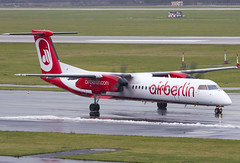 D-ABQE Bombardier Dash 8-400 Air Berlin Dsseldorf 10.12.2012 (jonezi09) Tags: berlin air dash dsseldorf bombardier 8400 dabqe 10122012