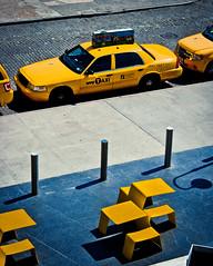 Recycled metal? (campra) Tags: new york city highline