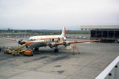 Faucett DC-4 (Andy961) Tags: peru lima aircraft douglas lim airliners faucett dc4 obr248
