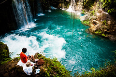 Puente de Dos (The Cookiemonster) Tags: water river mexiko lahuasteca puentededos