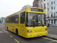 455 M455 LLJ - Old Steine (Ryanbus22) Tags: bus buses sussex big lemon brighton south east dennis dart the lancs llj m455llj m455