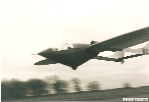 Joe - Flying the Experimental Jet