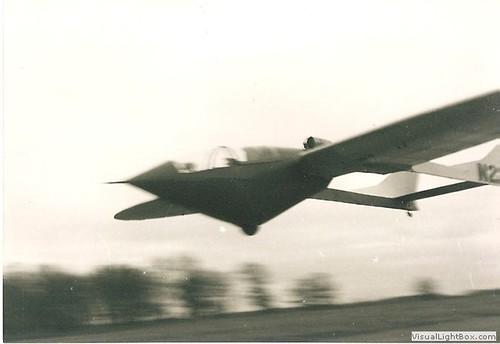 Joe - Flying the Experimental Jet