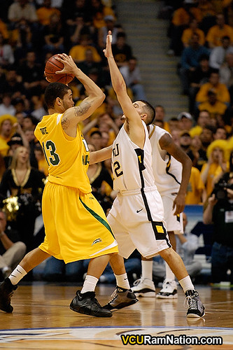 VCU vs. George Mason (CAA Final)