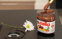 #Project_nutella (2/2) ( SUMAYAH ) Tags: ca camera food canada canon project photography eos flickr edmonton explore alberta pro nutella 550d sumayah       flickrsumayah  sumayahessa projectnutella