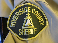 Riverside County Sheriff, CA (twm1340) Tags: california county christmas trip family logo losangeles riverside leo police deputy cop law enforcement sheriff patch insignia officer 2012