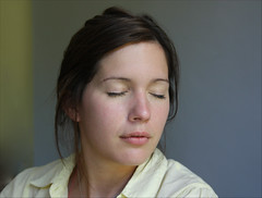 natural (unexpectedtales) Tags: woman girl beautiful eyes closed young helena shut helenax