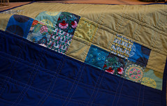 Back of Cameo quilt (Cincirachel) Tags: cameo amybutler