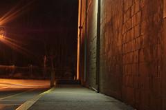 Late Night Keyfood (DevoKJ) Tags: longexposure night alley longisland kingspark keyfood