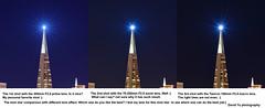 The mini star (davidyuweb) Tags: mini transamerica beacon sfist starthe lightpyramid