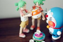 secret set (mijiao) Tags: miniature secret rement yotsuba megahouse doramon