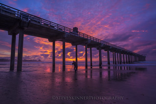 The Unknown Photographer - Scripps Pier