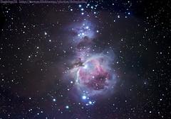 Orion Nebula 400mm v2 (reprocessed) (Regulus12) Tags: canon stars space galaxy nebula astrophotography orion m42 astronomy nightsky 400mm orionnebula m43 ngc1977 ngc1976 unmodded 60d runningmannebula demairansnebula messier42 Astrometrydotnet:status=solved messier43 astro:subject=m42 Astrometrydotnet:version=14400 astro:gmt=20120226t2130 Astrometrydotnet:id=alpha20130147026287