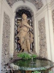 Babuino 51 (Via del) - Palazzo Boncompagni Cerasi - Diana 02 (Fontaines de Rome) Tags: roma rome rom fontana fontane fontaine fontaines fountain fountains brunnen bron font fuente fuentes via babuino 51 palazzo boncompagni cerasi diana