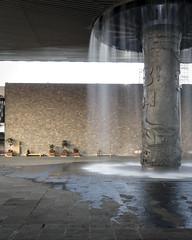 Scale (ken mccown) Tags: fountain architecture mexico mexicocity modernism pedroramrezvzquez elparaguas museodeantropologica jorgecampuzanoandrafaelmijares