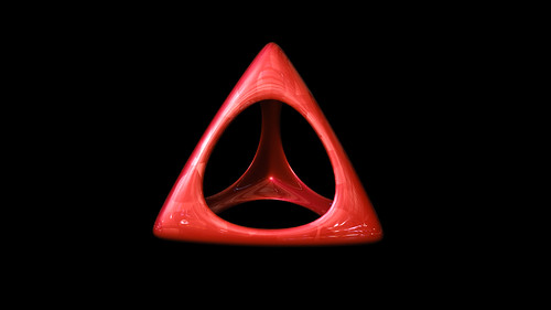 """tetrahedron soft • <a style=""""font-size:0.8em;"""" href=""""http://www.flickr.com/photos/30735181@N00/8326413900/"""" target=""""_blank"""">View on Flickr</a>"""
