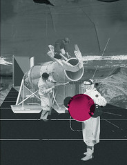 kommersant/science (SonyaRu) Tags: pictures art collage illustration magazine print drawing drawings inspirations