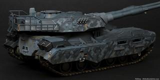 M61A5 Semovente - FIN 3 by Judson Weinsheimer