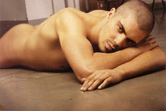 Max George from The Wanted @ AXM 2008 NAKED ISSUE 5