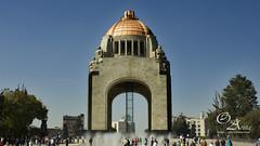 Monumento a la Revolucion (Oscar Arista) Tags: monumento revolucion ciudaddemexico